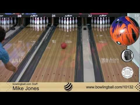 DV8 Hell Raiser Revenge Bowling Ball Reaction Video by bowlingball.com