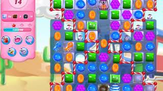 Candy Crush Saga Level 4205 NO BOOSTERS