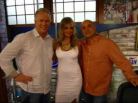 Kate Upton Talks Mark Sanchez With Craig