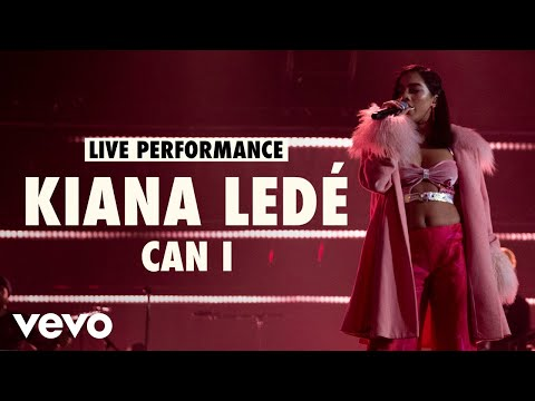 Kiana Ledé - Can I (Live) | Vevo LIFT Live Sessions