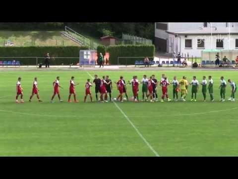 Górnik Zabrze 1:2 Warta Poznań. Skrót Sparingu (16.07.2016)