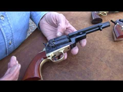1851 Navy Colt Cartridge Conversion  ( Taylor