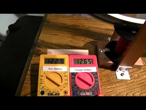 John Bedini's Monopole Motor Mechanical Oscillator: Radiant Energy Charging - Part Two Video