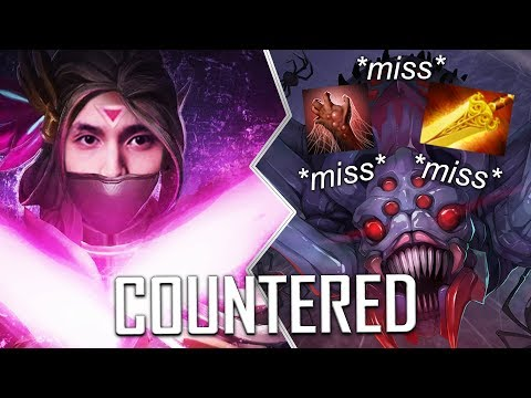 OUTPLAYED BY MID BROODMOTHER ◄ SingSing Dota 2 Highlights