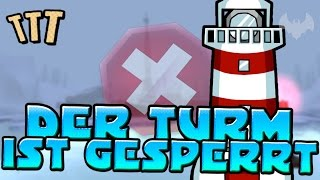 DER TURM IST GESPERRT! - ♠ TROUBLE IN TERRORIST TOWN ♠ - Let's Play TTT - Dhalucard