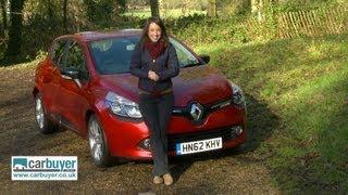 Renault Clio hatchback 2013 review - CarBuyer