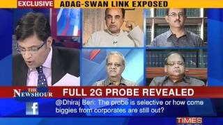 Debate: Anil Ambani, Ruias in trouble? - 1