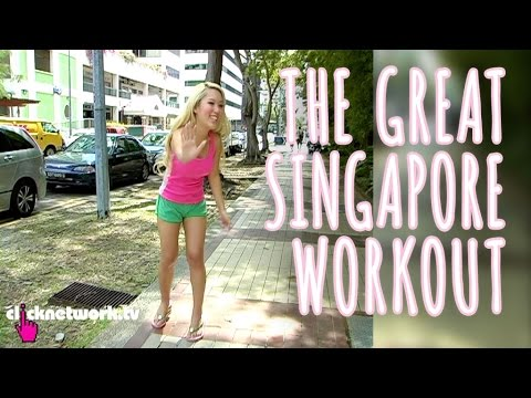 Great Singapore Workout - Xiaxue's Guide To Life: EP53