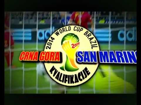 CRNA GORA - SAN MARINO PROMO