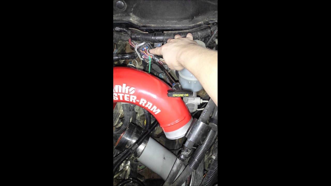 2006 Dodge Cummins P0243 and P0480 Fix - YouTube