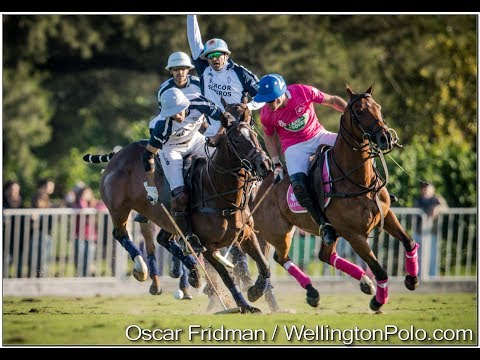 October 21, 2017 Alegria vs La Dolfina in the Zone B semifinal of the 124 Hurlingham Open Polo 2017 tournament at Club Hurlingham in Buenos Aires, Argentina, part of the Triple Crown. Photos...