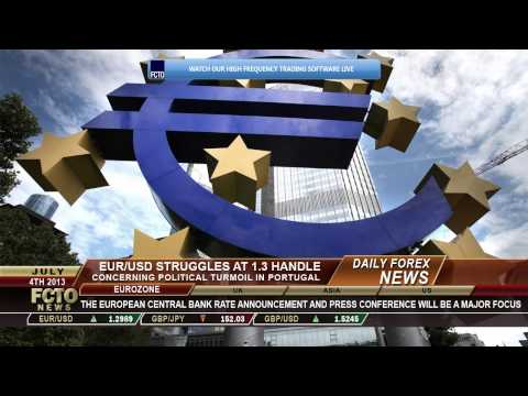 Daily Forex News July 4th 2013