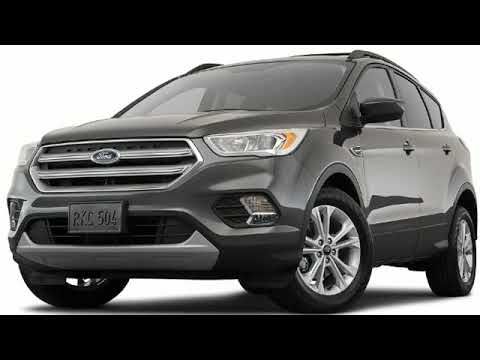 2018 Ford Escape Video