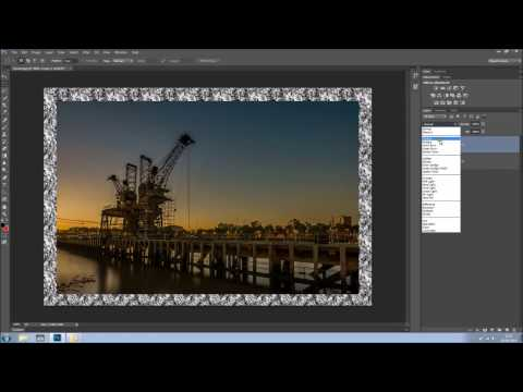 Create frames using Layer Styles