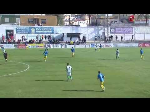 Resumen Atlético Sanluqueño 2 - 1 CMD San Juan