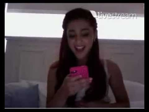 Superbass - Ariana Grande Good Quality Live Chat video