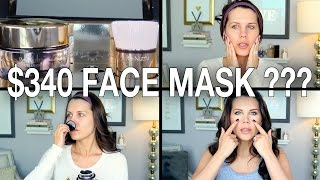 $340 FACE MASK WTF ? | First Impressions