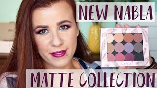 New Nabla Matte Collection review swatches comparisons