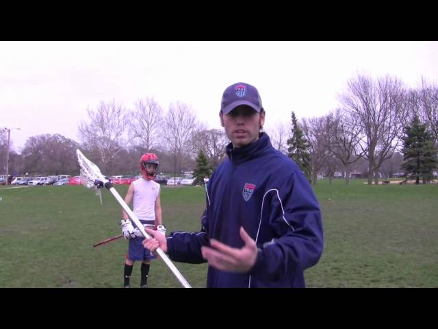 True Lacrosse - Tip of the Week - April 18, 2009