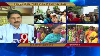 Nandyal by-poll : EC Bhanwarlal speaks to media