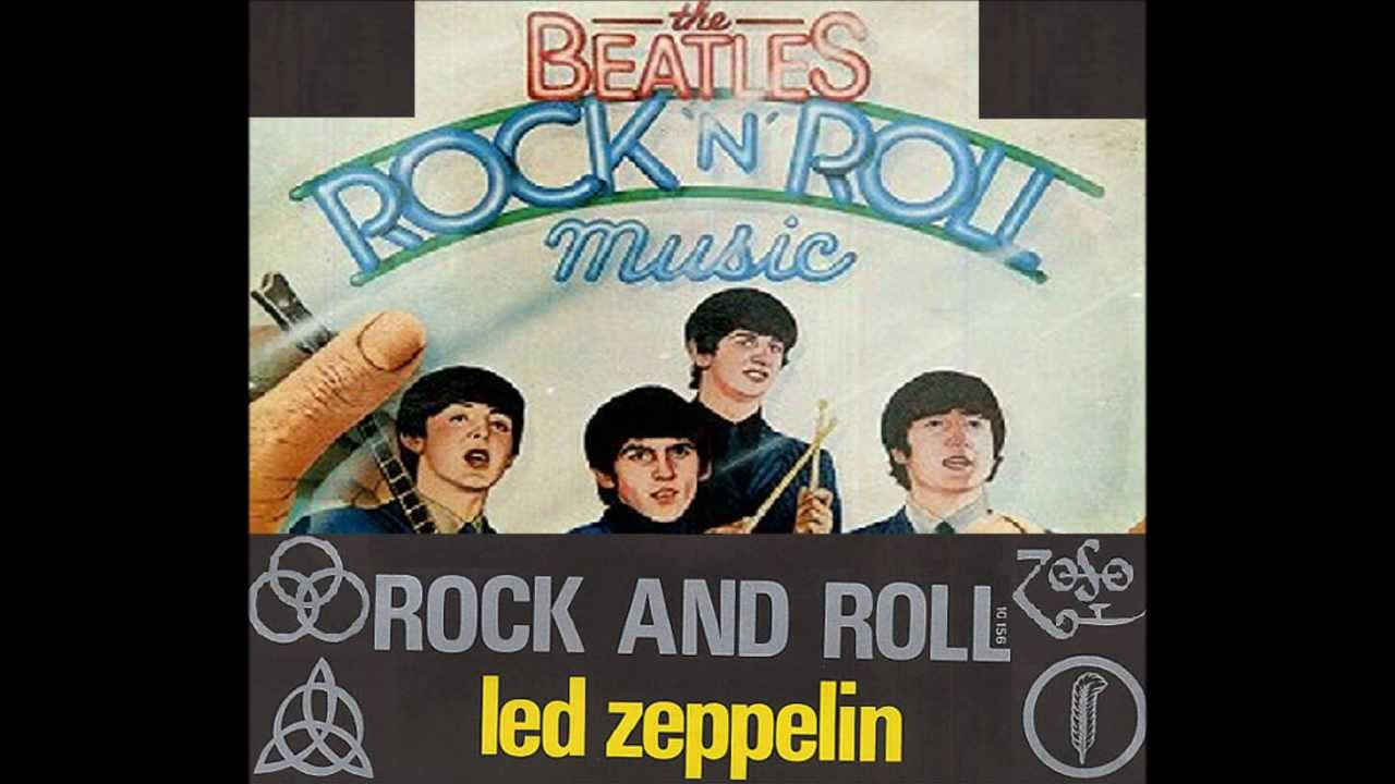 an opinion about the beatles as the legends of rock and roll Opinion arkansas governor asa hutchinson: the rock 'n 'roll revival of the legend of the beatles' brief invasion inspired a public.