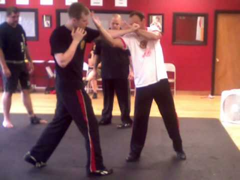 Keith Allan French Savate / Indonesian Silat Seminar - North Providence, RI Image 1