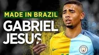 GABRIEL JESUS DOCUMENTARY | MADE IN BRAZIL