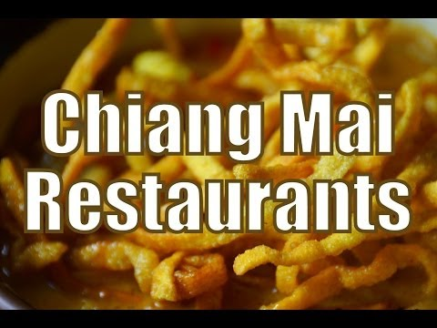 Restaurants in Chiang Mai | Thai Food Travel Guide