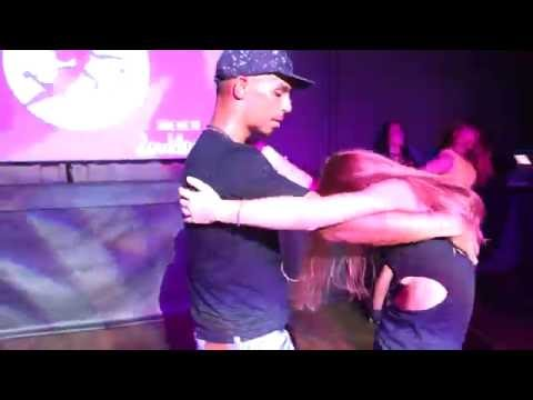 00076 RZCC 2016 Social Dancing Anna and Kuna ~ video by Zouk Soul