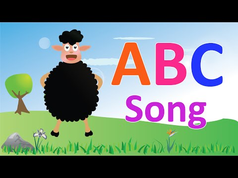 Abc Song For Kids ♫  Baa Baa Black Sheep ♫ Nursery Rhymes Songs ♫ Abc Songs For Children video