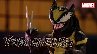 Venom Rocket makes a discovery in the VENOMVERSE -- Part 4