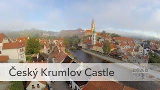 Cesky Krumlov Castle in the Czech Replublic