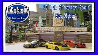 Hot Wheels - Stop Motion - Need for Speed - TheKingRacer007 10k subs Special