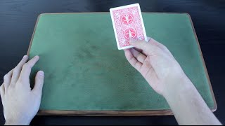 Backpalm Vanish Card Manipulation Tutorial [HD]