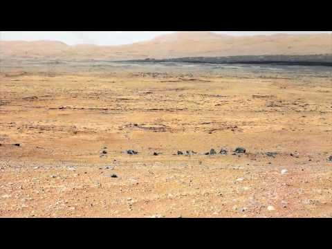 NASA Mars Curiosity Rover Report -- June 7, 2013