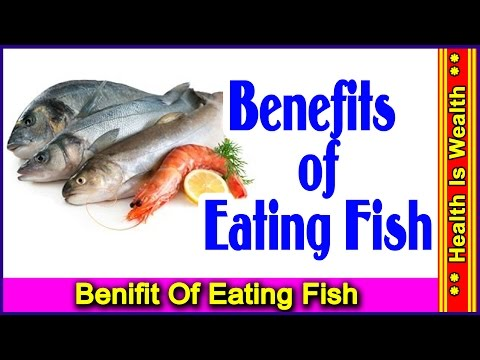 Top 5 Benefits Of Eating Fish | Best Health and Beauty Tips-Benifit Of Eating Fish