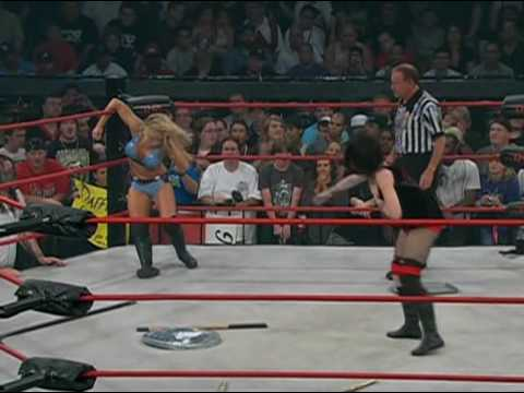 Taylor Wilde vs Daffney
