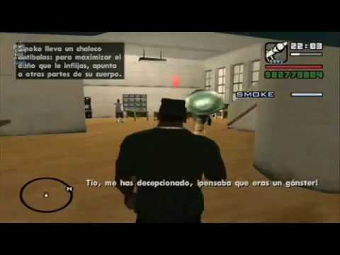 GTA San Andreas : Mision 99 (Última o Final Misión): End Of The Line - MQ