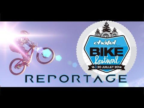Châtel Bike Festival 2014: le reportage TV
