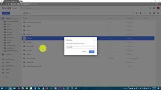Google Drive Organization (Goodwill Analogy)