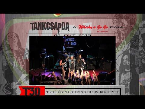 TANKCSAPDA  –  Live at The Whisky a Go Go