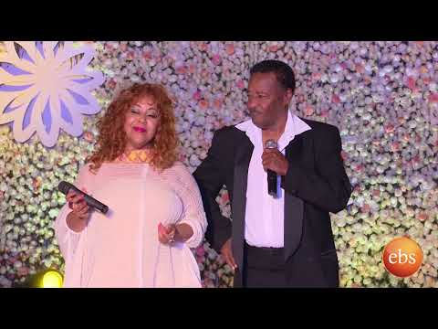 A Glimpse At EBS Tv's 2009 New Year Special Show: Kuku Sebsebe & Alemayehu Eshete Live Performance