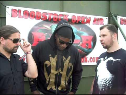 Terrorizer TV: Sepultura at Bloodstock 2012