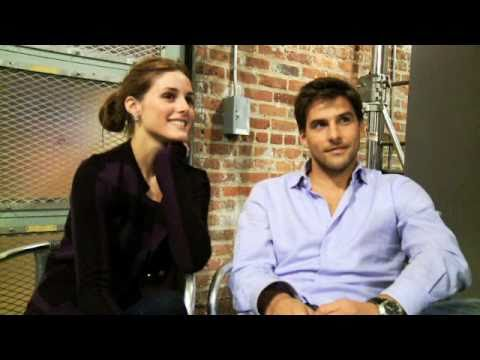 Modern Love The City's Olivia Palermo and Model Johannes Huebl Video