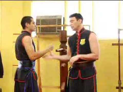 Wing Chun 1st Form Application Image 1