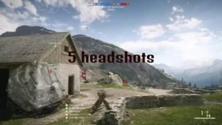 Battlefield 1 Revolver Medal