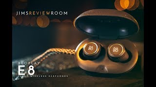 Bang & Olufsen E8  - TRULY WIRELESS Earphones - REVIEW