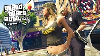 GTA 5 PC Mods - PLAY AS A COP MOD #16! GTA 5 Police Patrol LSPDFR Mod Gameplay! (GTA 5 Mod Gameplay)