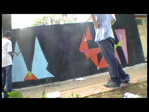 WASH Graffiti video .-