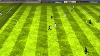 FIFA 14 iPhone/iPad - KF Prishtina vs. PSG